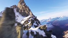 Mit einer Racing-Drohne über die Alpen