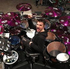 Charlie Benante (Anthrax)