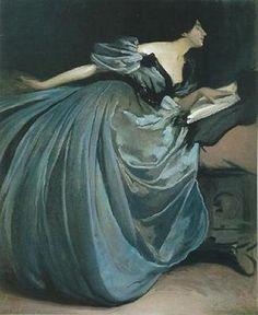 Alethea by John White Alexander