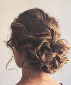 idée de coiffure de mariage via les cheveux et le maquillage par steph