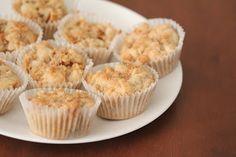 Easy Apple Muffins | Kirbie's Cravings | A San Diego food blog
