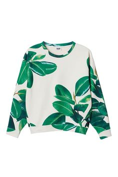 Editor's pick: the botanical print trend is still goingstrong.Switch up from the tropical palm print and go succulent instead Leaf print, £35, weekday.com