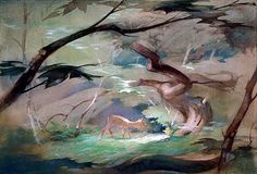 paintings Tyrus Wong- Google Search - Google Search