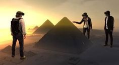 #ScanPyramids project: an exceptional discovery is revealed in the Great Pyramid in the scientific journal Nature - Business Monkey News…