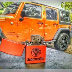 Zippo jagermeifter #jagermeifter #rubicon #jeep #zippo #zippocustom #gudangzippo  Instagram : @gudangzippo