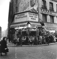 Paris 1947 Photo: Willy Ronis
