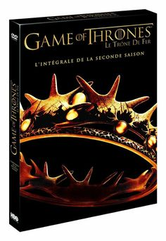 Game of Thrones (Le Trône de Fer) - Saison 2 - DVD NEUF SERIE TV