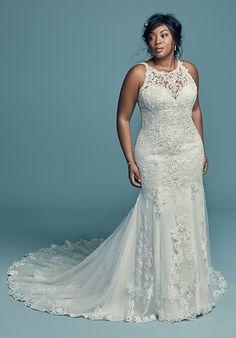 Plus Wedding Dresses, Fairy Wedding Dress, Maggie Sottero Wedding Dresses, Western Wedding Dresses, Plus Size Wedding, Perfect Wedding Dress, Cheap Wedding Dress, Designer Wedding Dresses, Bridal Dresses