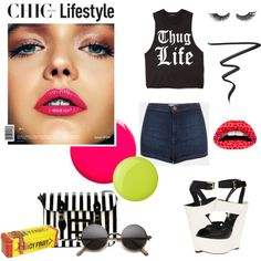 """Chic summer"" by underwonder on Polyvore"