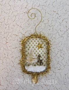 Mini Tin Ornament (K.Batsel)
