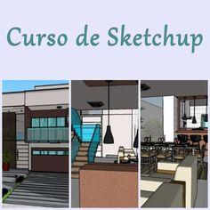 Com o curso de Sketchup 2017 da AArquiteta você aprenda a dominar esta que é a ferramenta perfeita para os profissionais que desejam trabalhar com 3D.