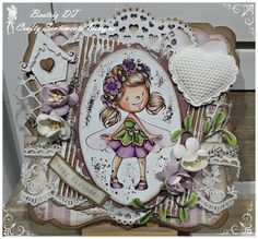 Beascrapbooking: ANY SHAPE CRAFTY SENTIMENTS DESIGNS CHALLENGE