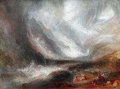 A newly-discovered masterpiece by J. M. W. Turner | NGV