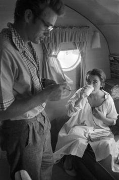 James Dean And Elizabeth Taylor Relationship