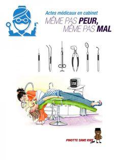 Plus jamais peur du dentiste  La peur du dentiste : une réalité   Qui a peur d'aller chez le dentiste? 54 % des Français interrogés…