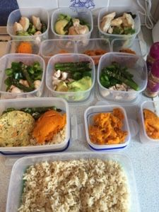 Lotus and Pie healthy eating batch cooking, meal prep, healthy lifestyle,