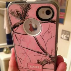 my otter box! Possibly the best I Phone case ever!