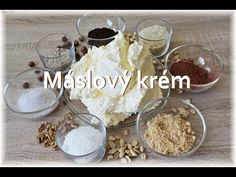 Recepty - YouTube Camembert Cheese, Grains, Rice, Cream, Youtube, Food, Cakes, Chowder, Meal