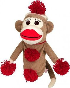 Lady Monkey Driver Headcover