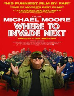 Ver ¿Qué invadimos ahora? (Where to Invade Next) (2015) Online - Peliculas Online Gratis
