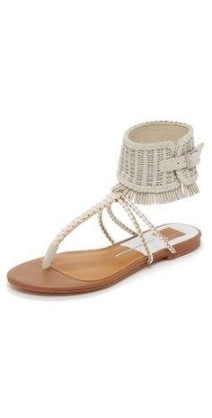 03a92466f8a Women s Designer Sandals. Ivory SandalsShoes SandalsFringe SandalsLeather  SandalsBoho ...