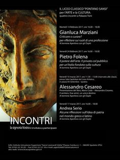 <!--:it-->Incontri a Palazzo Toni<!--:--> @ Liceo Classico Pontani Sansi - Palazzo Toni   Spoleto   Umbria   Italia