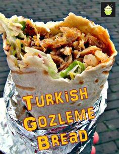 Turkish Gozleme Bread