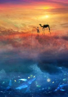 desert dream by yongl - Digital Art by Tan Yong Lin  <3 <3