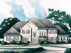 House Plan - Carrington Hills - Stephen Fuller, Inc.