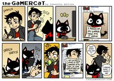 GamerCat | Shame Game