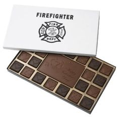 Firefighter Fire Dept Happy Valentine's Day Or Message Of Your Choice