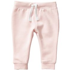 Girls' Basic Trackpants Pink Target Australia ($4.32) ❤ liked on Polyvore featuring baby, baby clothes and baby girl