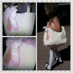 organic cotton Dance bag ballet bag overnight bag by lubiiboutique, $24.50