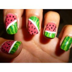 ¡De temporada! Si te encanta usar colores fuertes en verano, dale un estilo a tu look evocando a tu fruta favorita ¡como una rica y jugosa sandia! / Sigue el look en http://www.fashiolista.com/style/DBS_BeautyStore/list/610675_fruit-option/
