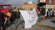 """A city group will hold a rally in front of City Hall Tuesday asking city officials to reconsider the criminal charges filed against a group of protesters who blocked traffic in Kelley Square earlier this year as part of a """"Black Lives Matter"""" protest."""
