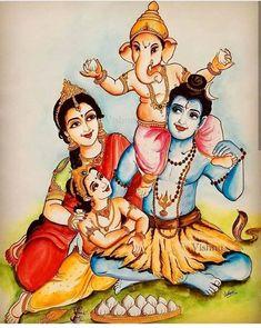 Ganesha Drawing, Lord Ganesha Paintings, Lord Shiva Painting, Ganesha Art, Shiva Art, Krishna Art, Hindu Art, Mahakal Shiva, Ganesh Lord
