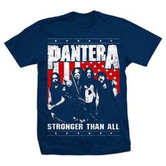 Pantera Americana Stronger Then All T-Shirt