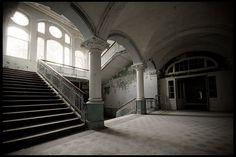 Beelitz Heilstatten, Germany