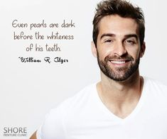 Do you want your teeth to be as white as a pearl? Then visit our site. Let your shine! Dental Quotes, Dental Implants, Teeth Whitening, 20 Years, Quote Of The Day, Clinic, Pearl, How To Get, Let It Be