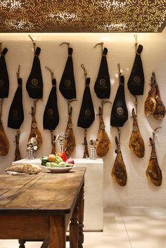 Restaurante 5Jotas Madrid. Tarruella Trenchs Studio