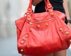 Red Balenciaga