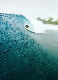 Tropical storms in the Maldives >>