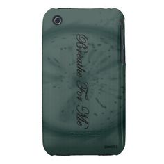 Breathe For Me iPhone 3 Case