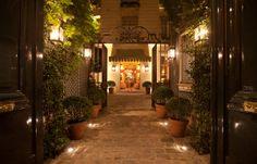 Hotel de l'Abbaye Saint-Germain Paris ****, Official Site - Luxury Hotel Paris