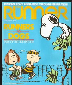 Snoopy the Vulture in Runner Mag