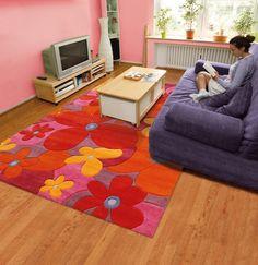 Vloerkleed Arte Espina Colourful summer | Mijn Karpet vloerkleden