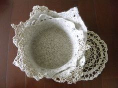 Momoish Wool Felted Bowl by momoish on Etsy, $22.00
