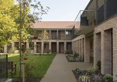Co Housing, Space Place, Pilgrim, Urban Design, Gardens, Exterior, Mansions, Architecture, House Styles