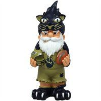 Pittsburgh Panthers Team Mascot Football Gnome