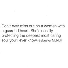 love girl with guarded heart